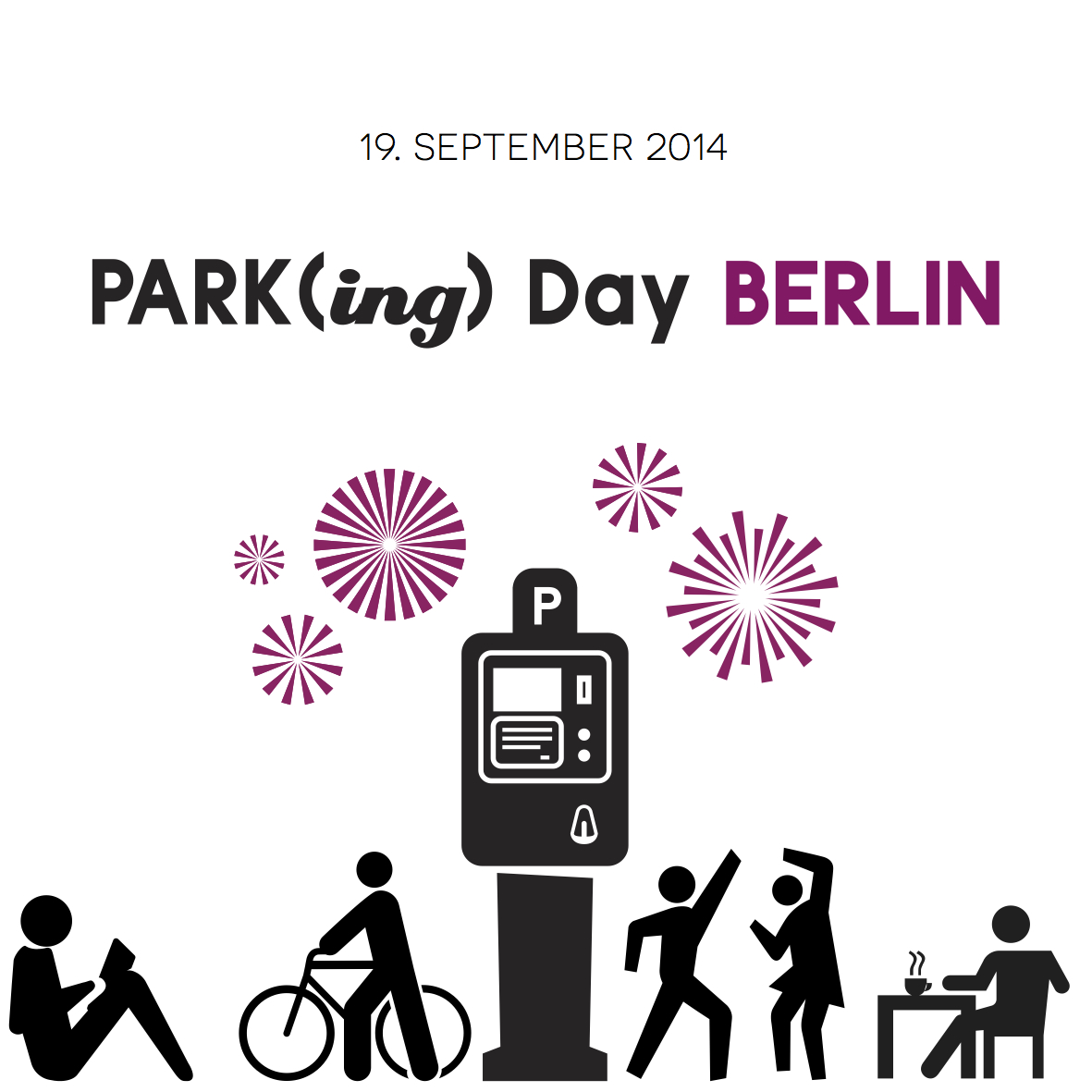 Flyer ParkingDay Berlin 2014